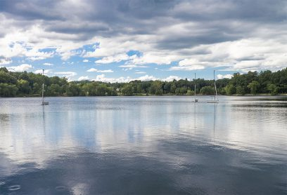Jamaica Pond Boston